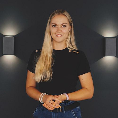 Silvija Ciurlionyte - Broadwing Team Leader & Senior Recruitment Consultant